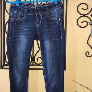 Wallflower skinny jean